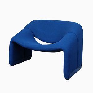 Vintage F598 Sessel von Pierre Paulin für Artifort