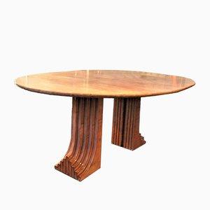 Table Samo Vintage par Carlo Scarpa pour Simon International