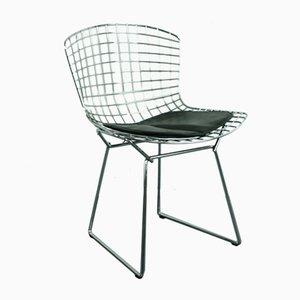 Vintage Beistellstuhl von Harry Bertoia für Knoll