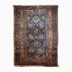 Vintage Handmade Persian Kurdish Rug