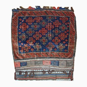 Antique Handmade Afghan Baluch Rug Bag