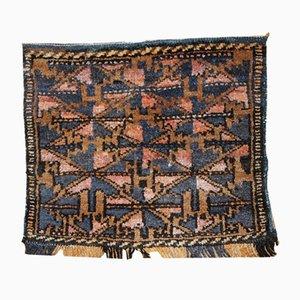 Vintage Handmade Uzbek Rug
