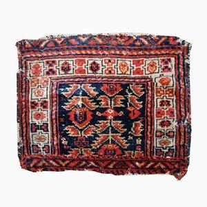 Antiker Handgemachter Malayer Teppich