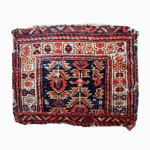 Antique Handmade Malayer Bag Face