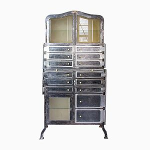 Industrial Doctor's Cabinet by Peter Behrens, 1900s