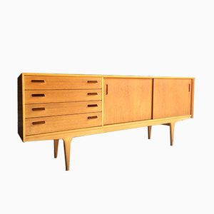 Blonde Teak Sideboard by Lucian Ercolani for G-Plan, 1970s