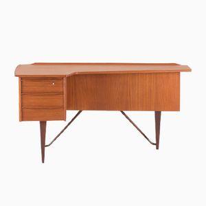 Desk by Peter Løvig Nielsen for Hedensted Møbelfabrik, 1955
