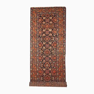 Antique Handmade Persian Hamadan Runner