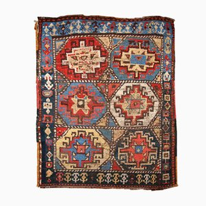 Antique Handmade Persian Kurdish Rug