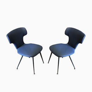 Cocktail Chairs, 1960s, Set of 2