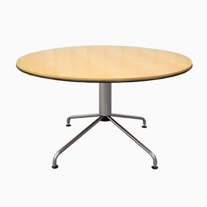 Italian Vintage Dining Table by Vico Magistretti for Fritz Hansen, 1990s