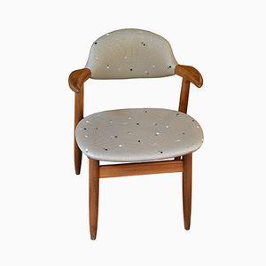 Danish Desk Chair in Teak, 1960s