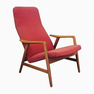 Armlehnstuhl von Alf Svensson für Fritz Hansen, 1960er