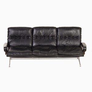 Mid-Century King Sofa von André Vandenbeuck für Strässle