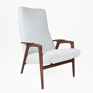 Ruster Sessel von Yngve Ekstrom für Pastoe, 1960er