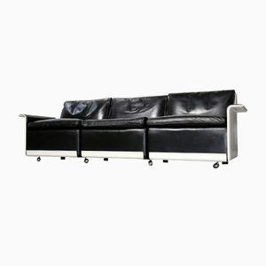 Model RZ 620 Drei-Sitzer Sofa von Dieter Rams für Vitsoe, 1985