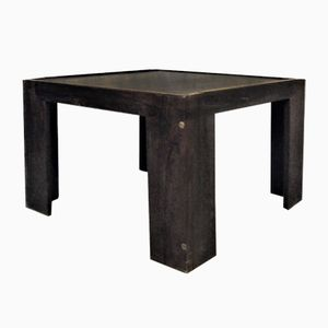 Vintage Square Model 771 Coffee Table by Afra & Tobia Scarpa for Cassina