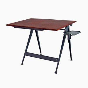 Tavolo da disegno Reply di Friso Kramer & Wim Rietveld per Ahrend De Cirkel