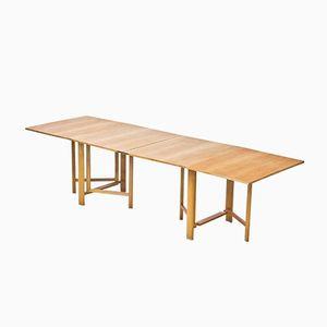 Table de Salle à Manger Maria Flap par Bruno Mathsson pour Firma Karl Mathsson