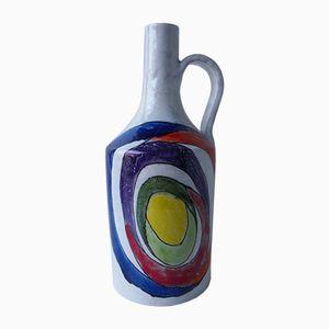Mid-Century Italian Organic Vase