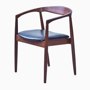 Troika Armlehnstuhl von Kai Kristiansen für Ikea, 1950er