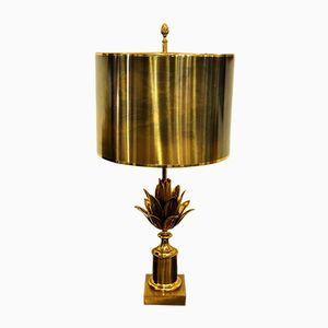 Lotus Lamp by Maison Charles, 1960s