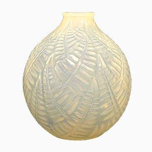 Espalion Vase von René Lalique, 1927