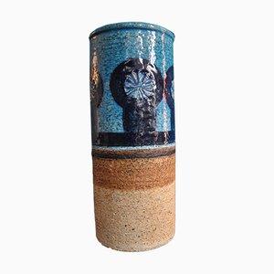 Schwedische Mid-Century Vase von Inger Persson für Rörstrand