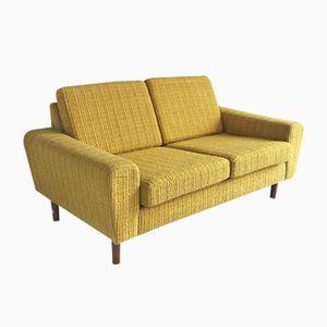 Dänisches Mid-Century Zwei-Sitzer Sofa