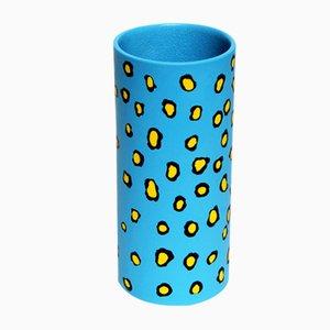 Froggy Camouflage Vase von Ahryun Lee, 2017
