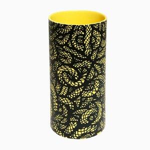 Snaky Camouflage Vase von Ahryun Lee, 2017