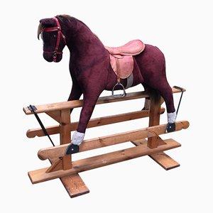 Cavallo a dondolo, Regno Unito, anni '70