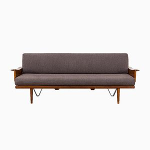 Sofa by Edvard & Tove Kindt Larsen for Gustav Bahus, 1960s