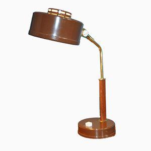 Vintage Bürolampe von BJS Skelleftea