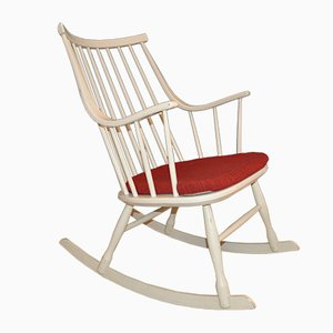 Rocking Chair by Lena Larsson for Nesto, 1963
