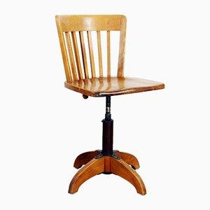 Vintage Stuhl von STOLL Giroflex