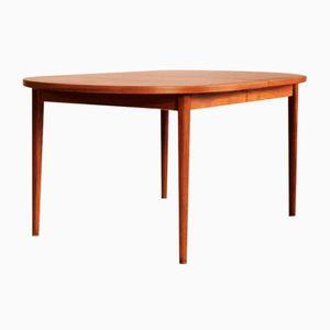Tavolo allungabile di Nils Jonsson per Hugo Troeds, Scandinavia, anni '60