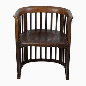 Barrel Chair by Josef Hoffmann, 1910s