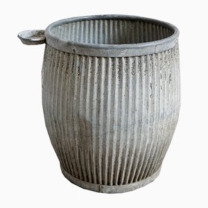 English Planter in Zinc, 1930s