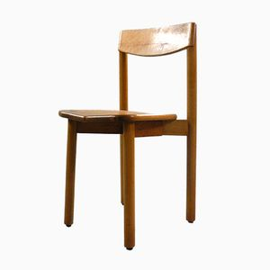 Vintage Grain de Café Chair by Pierre Gautier Delaye