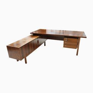Rosewood Desk by Arne Vodder, 1960