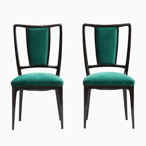 Dining Chairs by Vittorio Dassi, Set of 6