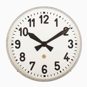 Grande Horloge de Gare ou d'Usine de Chomutov, 1930s