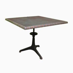 Table d'Art Mid-Century Industrielle