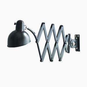 Grande Lampe à Ciseaux 6614 Vintage par Christian Dell pour Kaiser Idell