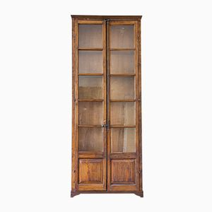 Libreria vintage industriale