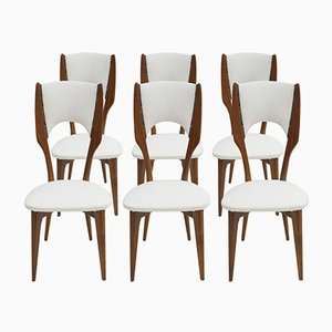 Chairs by Paolo Buffa, 1950s, Set of 6