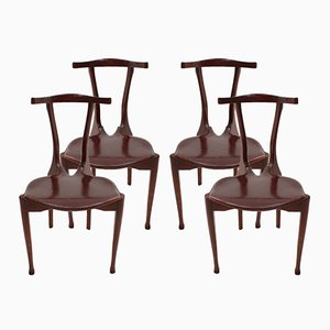 Gaulino Chairs by Oscar Tusquets, 1987, Set of 4