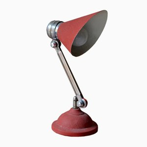 Mid-Century French Desk Lamp