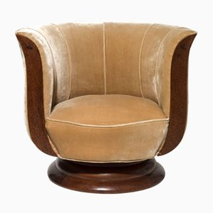 Art Deco Tulip Chair